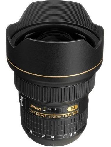 Nikon Af-s Zoom Nikkor 14-24mm F/2.8g Ed Af 14-24 Lente