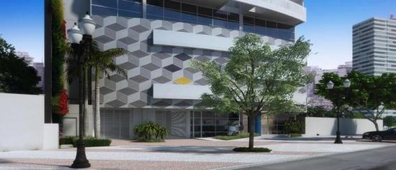 Apartamento A Venda Em São Paulo, Centro, 1 Dormitório, 1 Vaga - Urban
