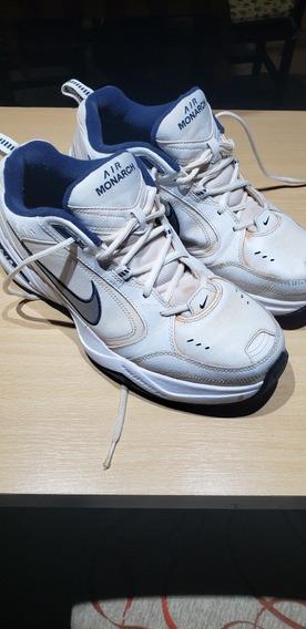 Nike Air Monarch Talle 45 Poco Uso Tenis