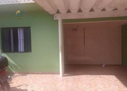 Casa A Venda No Bairro Vila Santa Rosa Em Guarujá - Sp.  - 451-1