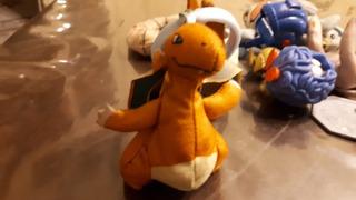 Charizard Pokemon Muñeco Peluche Burger King Nintendo Oficia