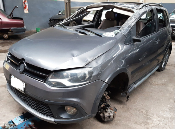Volkswagen Crossfox 1.6 - 2012 - Chocado