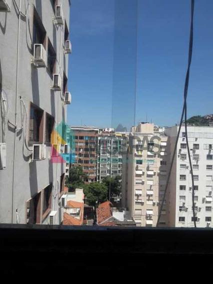 Copacabana, Posto 6 Excelente Conjugado Todo Com Armários Cabendo Fogão E Geladeira, Nada A Fazer - Cpki00272