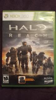 Halo Reach Físico Xbox 360 Original