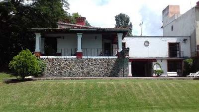 Casa Sola En Venta, Lomas De Cuernavaca, Temixco, Morelos