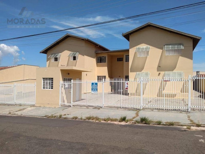 Apartamento Para Alugar, 65 M² Por R$ 600 - Jardim Cavallari - Marília/sp - Ap0378