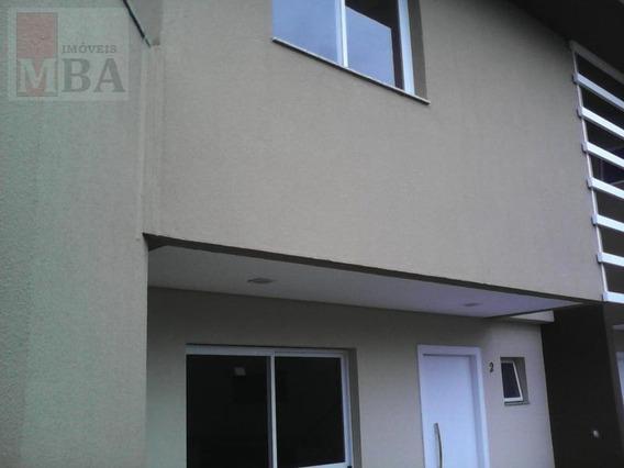 Sobrado Em Condomínio Para Locação Em Curitiba, Uberaba, 3 Dormitórios, 1 Suíte, 2 Banheiros, 1 Vaga - Sbl 14475_1-1271314