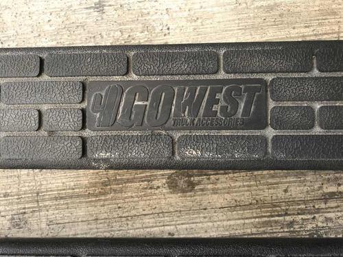 Estribos Gowest Para Dodge Ram 1500 Cabina Sencilla