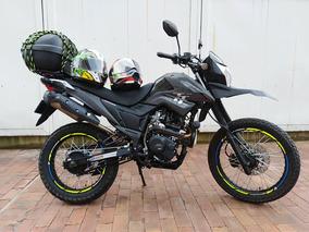 Moto Ttr 125 Nueva 1 Mes Y Medio De Uso!