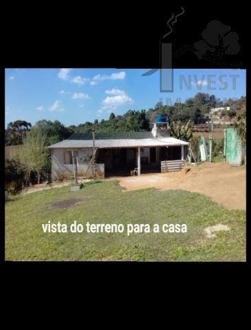 Cod 5241 - Chacara A 500 Mts Da Pista. Terreno Plano 860 M². - 5241
