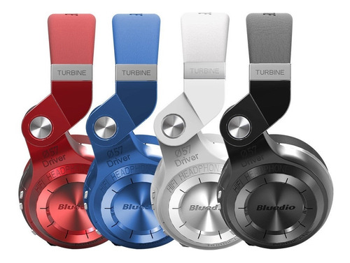 Audifonos Bluedio Turbine T2 Bluetooth Recargable