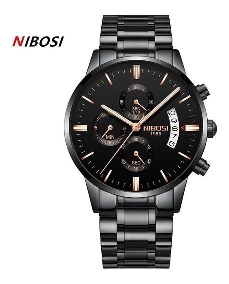 Relógio Nibosi 1985 Original
