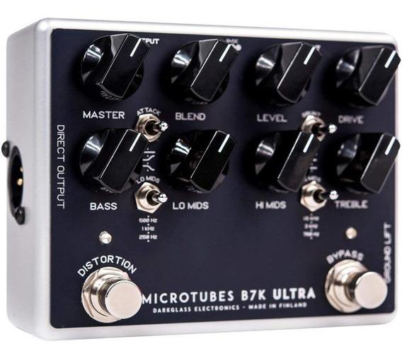 Pedal P/ Baixo Microtubes B7k Ultra V2 Darkglass B7kuv2 Novo