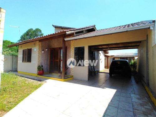Imagem 1 de 26 de Casa Com 3 Dormitórios À Venda, 201 M² Por R$ 371.000,00 - Lago Azul - Estância Velha/rs - Ca3157