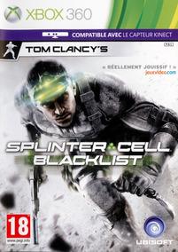 Splinter Cell Blacklist Xbox Digital Online