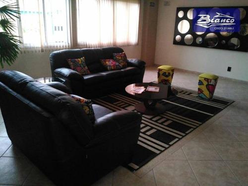 Imagem 1 de 30 de Apartamento Residencial À Venda, Gopoúva, Guarulhos. - Ap2791