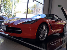 Chevrolet Corvette 6.2 V8 Stingray Z51 At