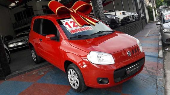 Fiat Uno Vivence 1.0 2012 Completo