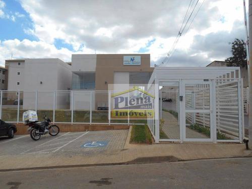 Imagem 1 de 13 de Apartamento Residencial Para Locação, Residencial Guairá, Sumaré - Ap0861. - Ap0861