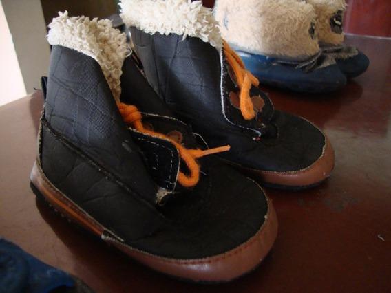 Zapatos Tipo Botin Para Niños