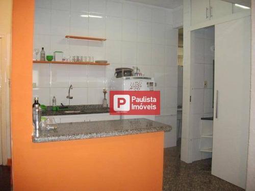 Apartamento Com 1 Dormitório À Venda - Boqueirão - Santos/sp - Ap27841