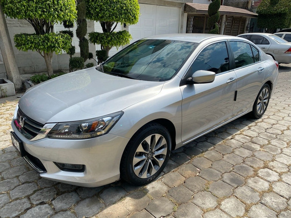 Accord Sport 2015 Impecable Automatico Clima Electrico Rines