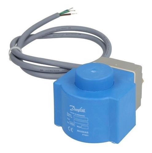 Bobina Para Solenoide Danfoss 110v 60-50hz 10w Con Cable
