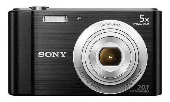 Câmera Sony Cybershot Dsc-w800 20.1mp1