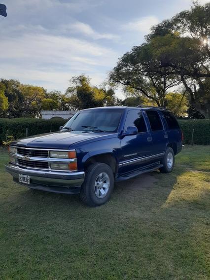 Chevrolet Grand Blazer 1999 4.2 Dlx