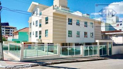 Apartamento Residencial À Venda, Canasvieiras, Florianópolis. - Ap2956