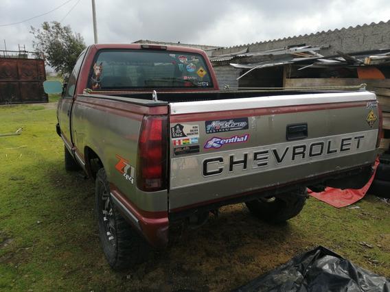 Chevrolet Camioneta Chevrolet Año 93