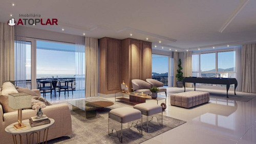 Apartamento À Venda, 154 M² Por R$ 1.400.000,00 - Centro - Itajaí/sc - Ap1392