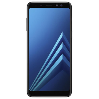 Samsung Galaxy A8+ 2018 A730f 64gb 4g 16mp Preto Vitrine 3