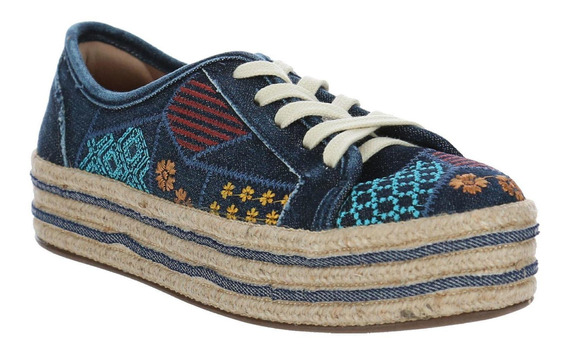 Zapatilla Judi Azul We Love Shoes