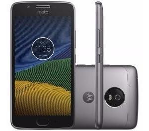Smartphone Moto G5 32 Giga Dual Chip 4g Cam. 13mp Octa Core