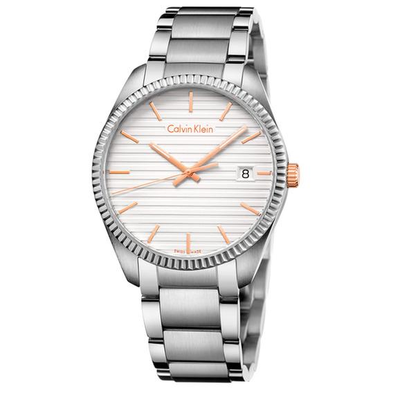Relógio Calvin Klein - Alliance - Prata - K5r31b46