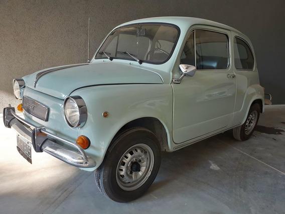 Fiat 600 - Mod 1974 - 59000 Km