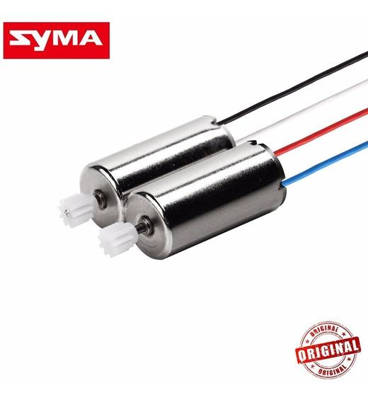 Par 2 Motor Original Drone Syma X5sw X5sc X5hc X5hw Cw Ccw