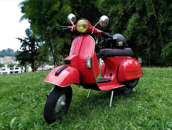 Moto Piaggio Clásica Modelo 94