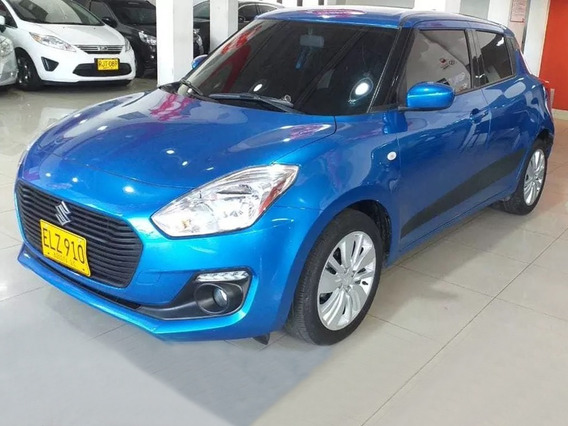 Suzuki New Swift At Japones