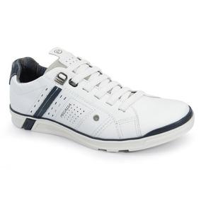 3701d7dfc37 Sapato Branco Em Couro Pegada Novo - Sapatos no Mercado Livre Brasil