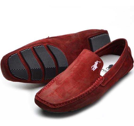 Sapato Masculino Mocassim/polo