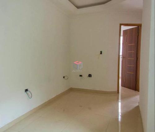 Apartamento Com 2 Quartos, Sendo 1 Suíte - Lucinda - Santo André - Sp  - 68073