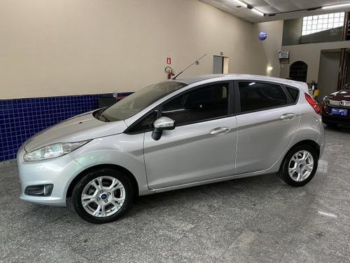 Imagem 1 de 12 de Fiesta 1.6 Se Hatch 16v Flex 4p Automático