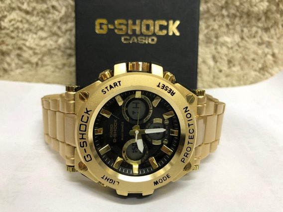 Relógio Casio G-shock Em Aço
