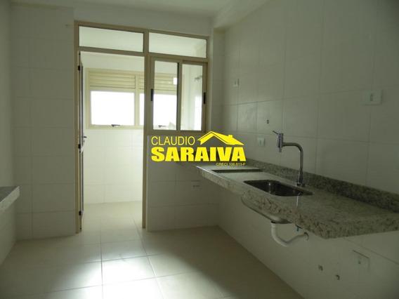 Ótimo Apartamento Novo, Frente Praia - 991