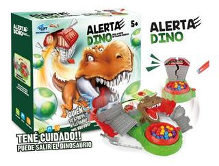Juego Alerta Dino Quien Se Atreve Contra El Dinosaurio ?