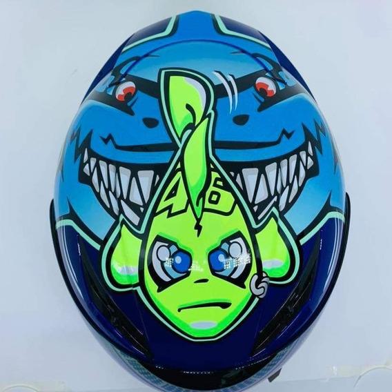 Valentino Rossi Nemo Tubarão Promoção Pista Mugelo Continent