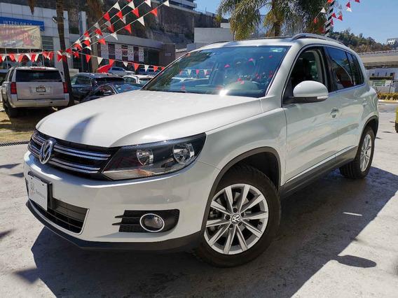 Volkswagen Tiguan 2015 5p Track&fun 4m L4/2.0/t Aut
