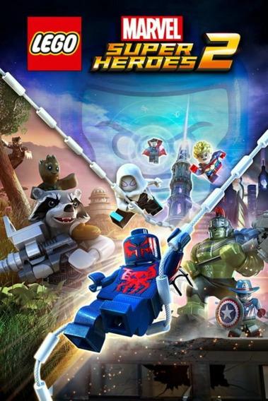 Steam Key Lego Marvel Super Heroes 2 Português Código Jogo